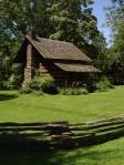 Pioneer Cabin Model