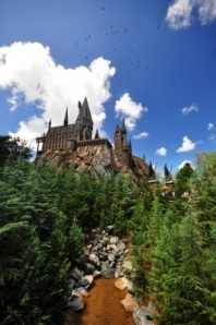 Magical Hogwarts Castle Image courtesy of arkorn/freedigitalphotos.net