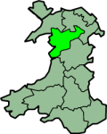 Merionethshire Wales Image courtesy of Wikimedia Commons