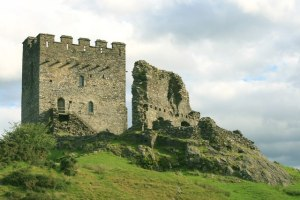 Dolwyddelan Castle Wales by Jeff Buck May have been Madoc's birthplace Courtesy of Wikimedia Commons