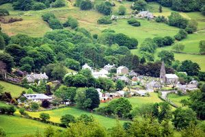 Llanfachreth View From the South 2010 Author: Russ Hamer, courtesy of Wikimedia Commons