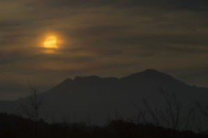 Eclipse on October 23, 2014 Photo by Dale Forrest near Boone, NC Courtesy of EarthSky.org Total Solar Eclipse Will Occur August 21, 2017 See Nasa Website for narrow band from Carolinas to Oregon First in 38 years for US Observers