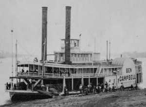 Steamship landing around 1850 (about.com/library/inventors/blsteam)