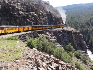 Mountain Railroads Were Man Made at a High Price