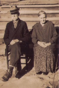 Amous Perminter and Mercilla Nanney November 1943 'Minter died January 17, 1944 and she on March 29, 1948