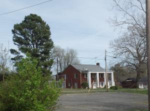 Superintendent's House Built by W.E. Sweatt
