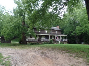 Jonathan Ledbetter's house, academic restoration, registered as Albertus Ledbetter House