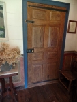 Original Door and Hinges
