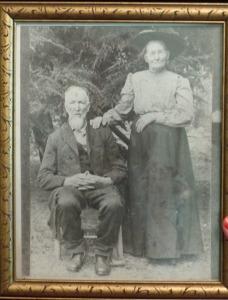 Albertus and Arminta Ledbetter