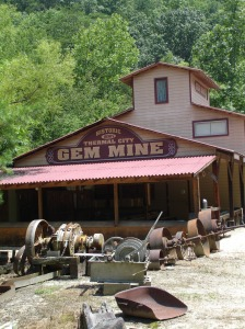 Thermal City Gold Mine